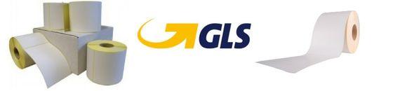 Verzendetiketten GLS
