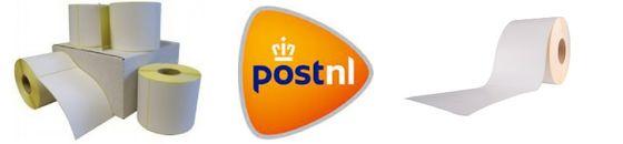 Verzendetiketten  PostNL
