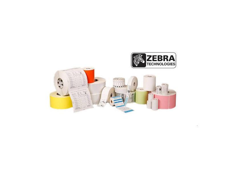 4 rollen Zebra PolyO Thermal Label - 102 mm x 152 mm - 1432/rol