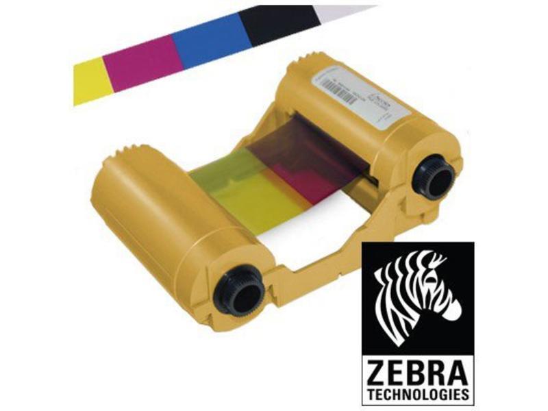 Zebra Printlint kleur YMCKO - Dye Sublimation - 800033-340