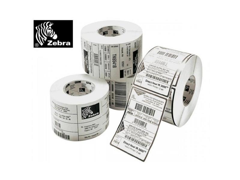 18 x Zebra Z-Select 2000D - 76x76mm - 170/Rol - 3002087
