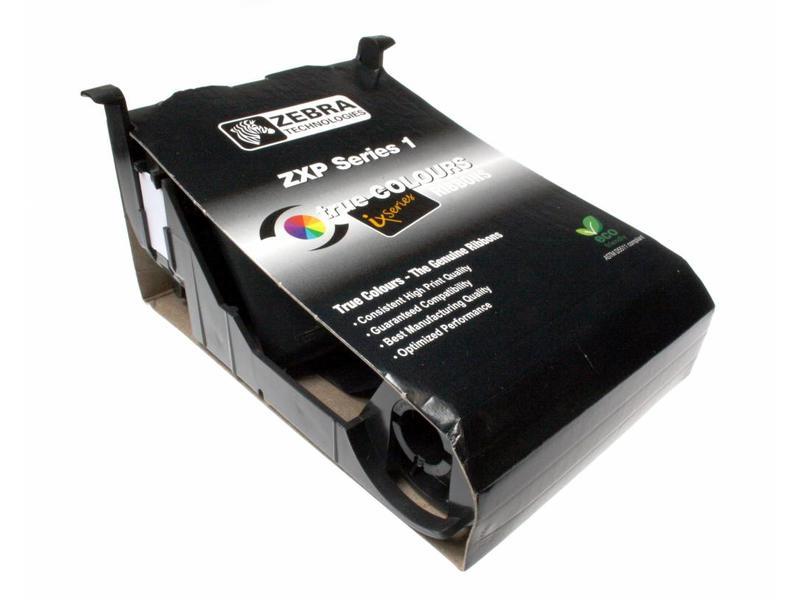 Zebra True Colours ix Series voor ZXP1 kaartprinters - 800011-101