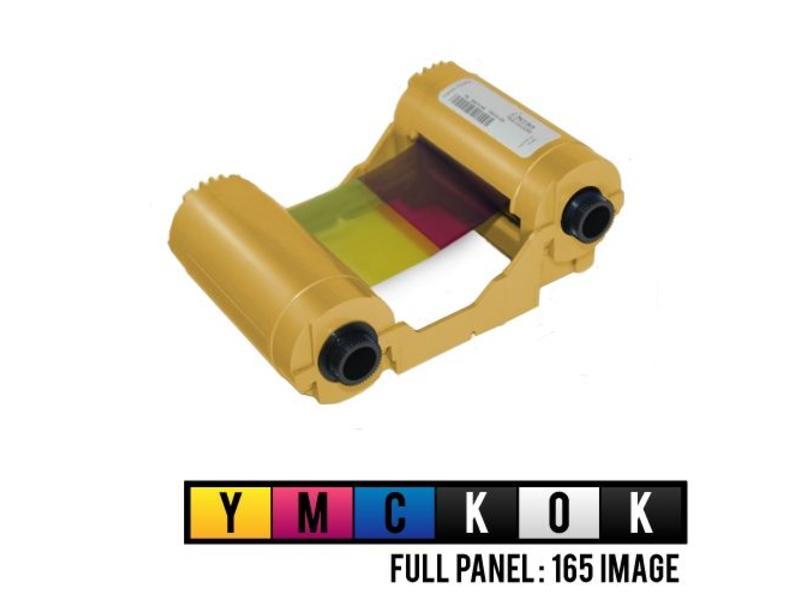 Zebra Ribbon (inktlint) YMCKOK dual sided - 800033-848