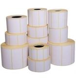 12 rollen a 1400 labels - 80x26mm (afneembaar)
