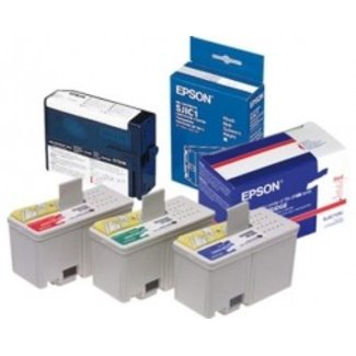 EPSON Epson cartridge, geel