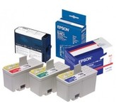 EPSON Epson cartridge, cyaan