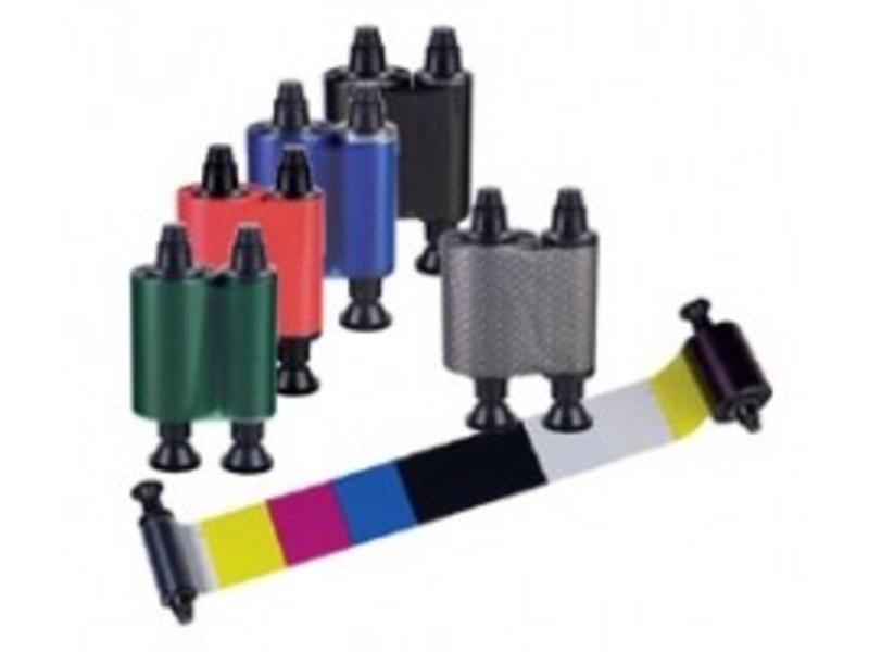 Evolis Multi-kleur-inktlint, 2 panel