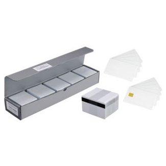 Magnet stripe kaart, programmed