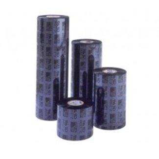 HONEYWELL Honeywell, thermisch transfer lint, TMX 2010 / HP Wax/Hars, 64mm, zwart