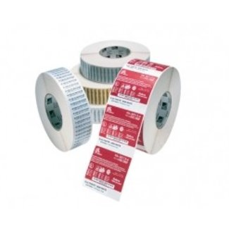 HONEYWELL Honeywell Duratherm II Paper, labelrol, thermisch papier, 50,8x25,4mm