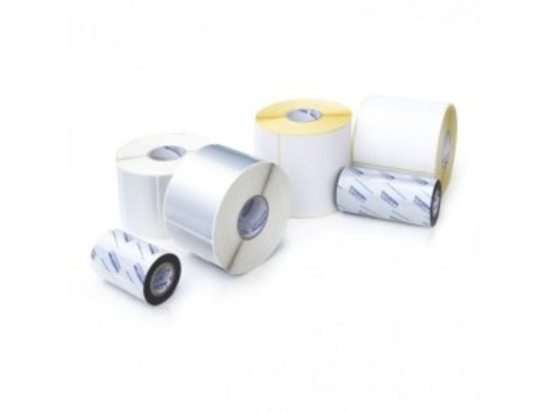 CITIZEN LABEL Citizen BOX PACK, labelrol, kleurenlint, normaal papier, hars, 74x50mm