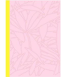 A6 notitieboek - roze