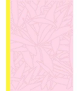 A5 notitieboek - roze