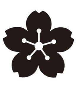 Rico Design Foam stempel - bloem