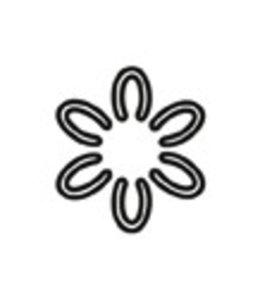 Rico Design Pons 3D - bloem