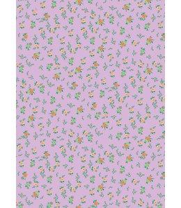Rico Design Decoupage papier - paars bloem