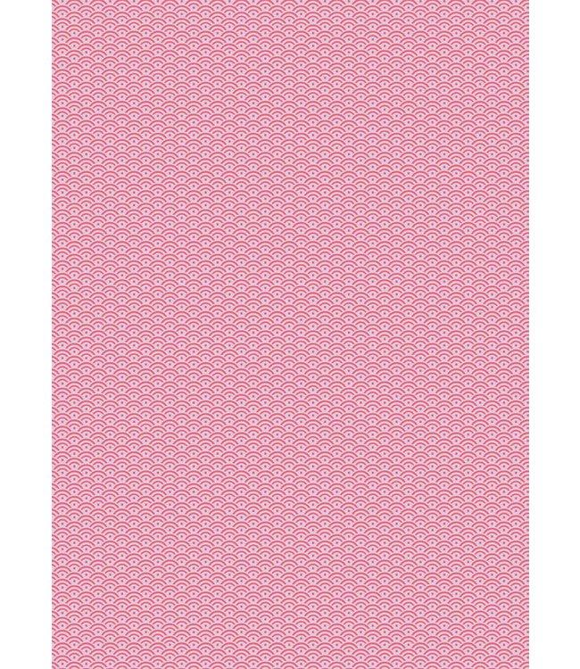Rico Design Decoupage papier - Fluo boogjes