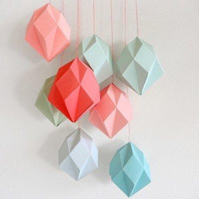 Origami en vouwen