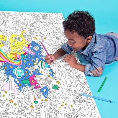 Kleuren en tekenen
