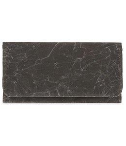 Siwa Portemonnee - long wallet - Zwart