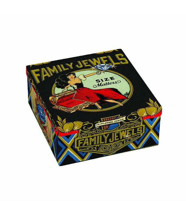 Blue Q Blik - Family Jewels