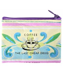 Blue Q Portemonnee Coffee drug