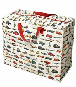Dotcomgiftshop Big shopper - Vintage transport