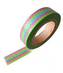 StudioZomooi Masking tape smal - zigzag