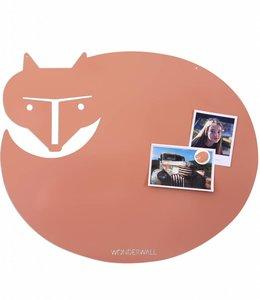 Wonderwall Groot magneetbord - Vos Go Ginza