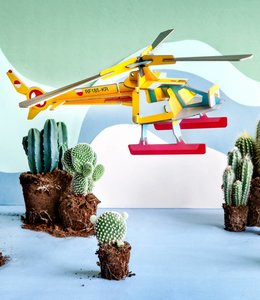 Studio ROOF Helikopter