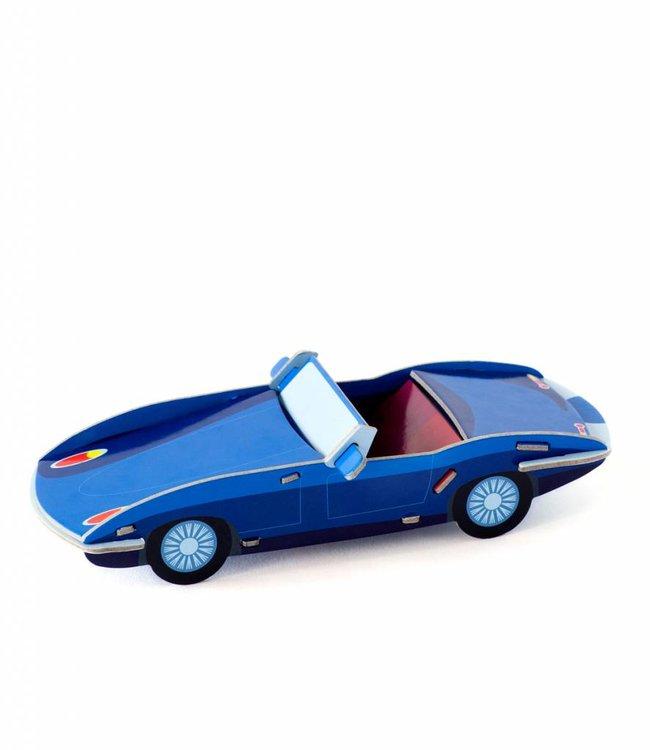 Studio ROOF Cars Oldtimer Jaguar