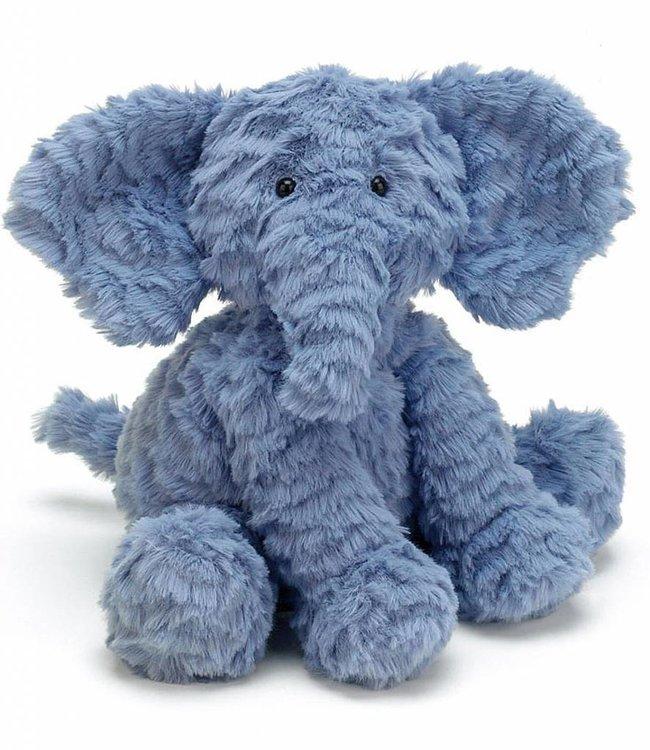 Jellycat Knuffel Fuddle Wuddle olifant - 23cm
