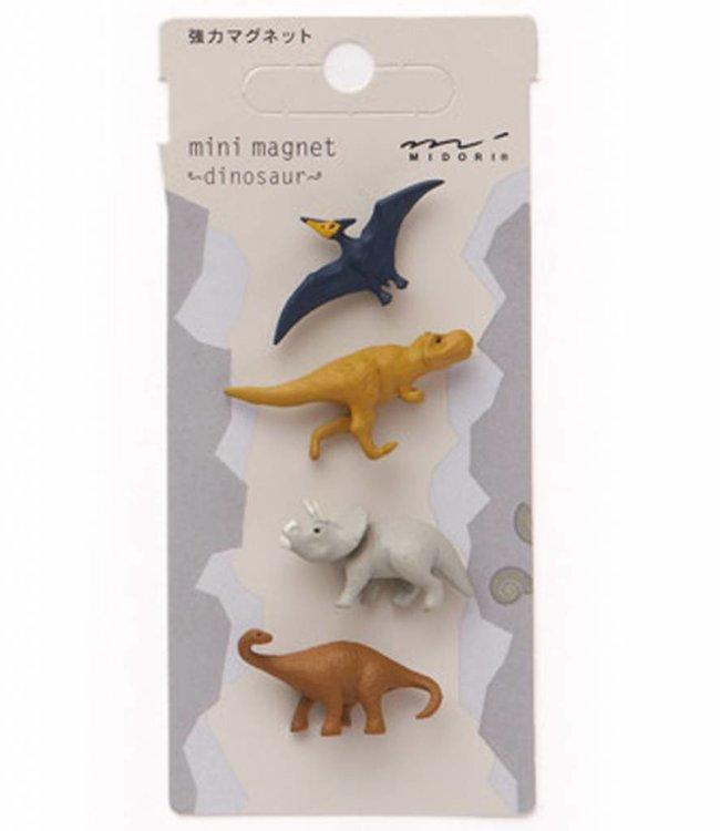 Midori Japan Magneetset - Dino's