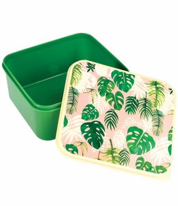 Dotcomgiftshop Broodtrommel - Tropical