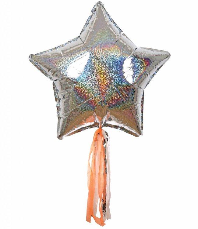 Meri Meri 6 Folie ballonnen - sterren