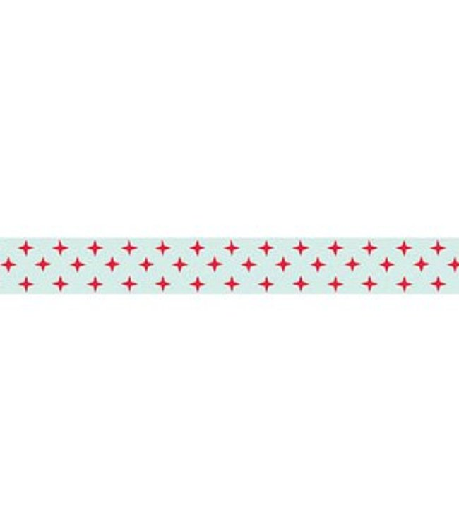 Rico Design Kerst tape - sterren