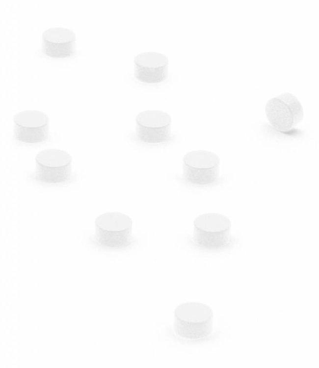 Trendform Magneten - rond wit
