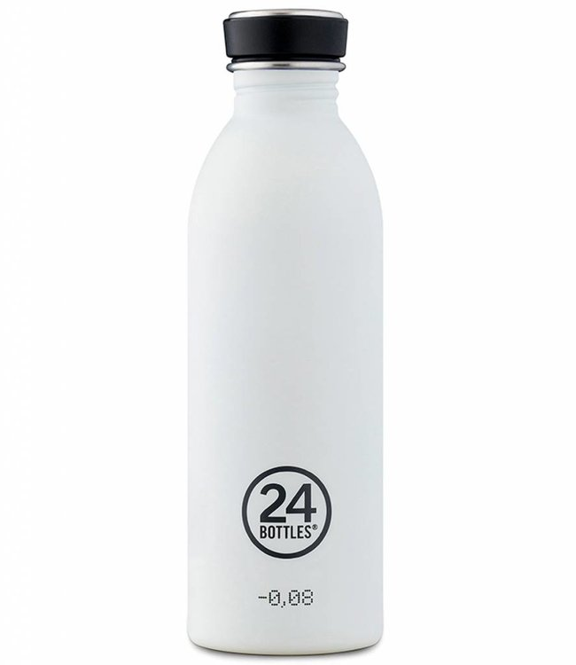 24Bottles Urban drinkfles 0,5l - Wit