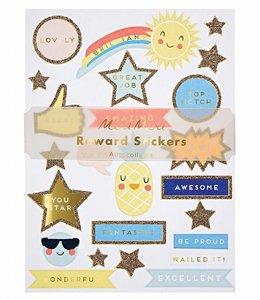 Meri Meri Belonings stickers - 10 vellen
