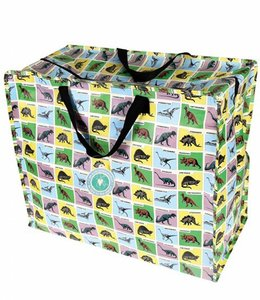 Dotcomgiftshop Big shopper - Dinosaurus