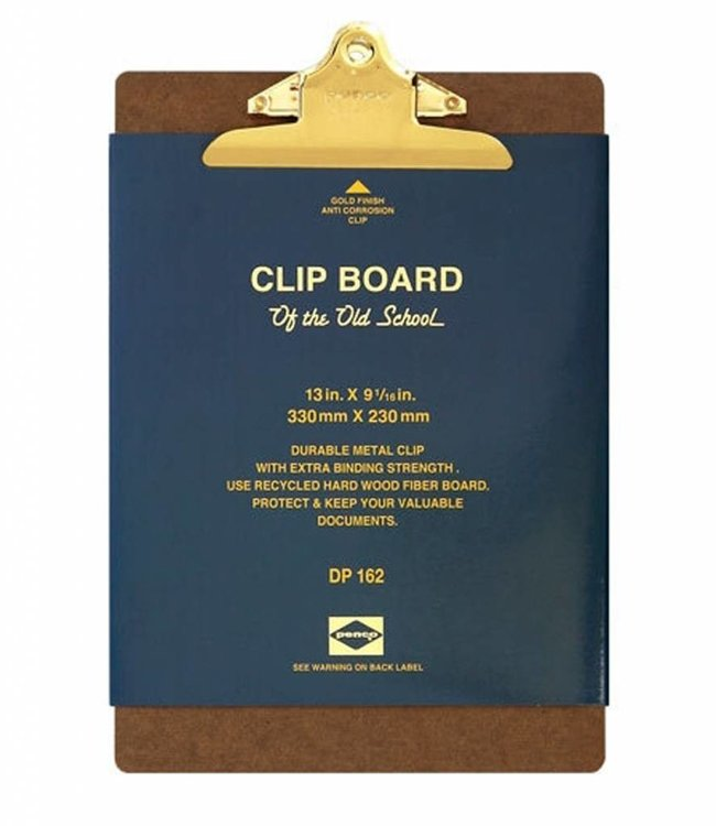 Penco Clipboard A4 - Goud
