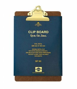 Penco Clipboard A5 - Goud