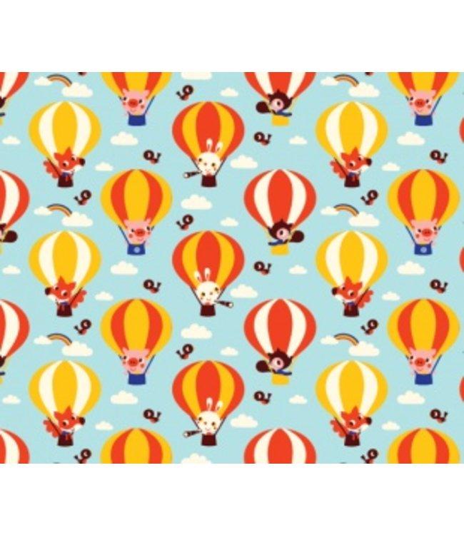 Bora Luchtballonnen - 3 banen