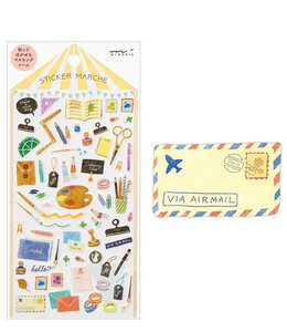Midori Japan Stickers - Stationery