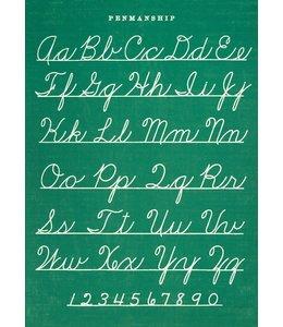 Cavallini & Co Poster - ABC