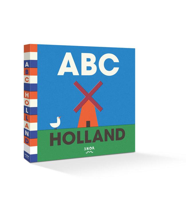 Uitgeverij Snor ABC Holland
