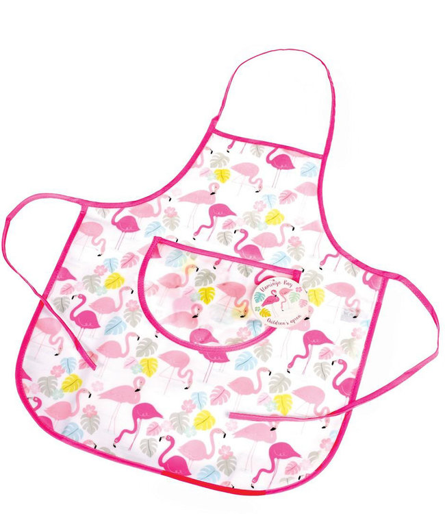 Dotcomgiftshop Kinderschort Flamingo