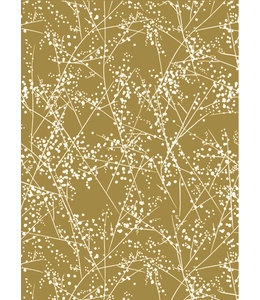 Jurianne Matter Cadeaupapier - Paris Winter Chic Goud