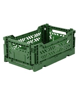 AyKasa Vouwkrat Mini -  Donker Groen