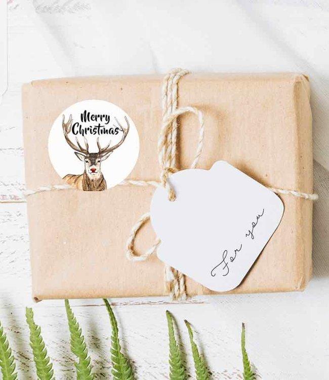 Bintje Stickers - Merry Christmas